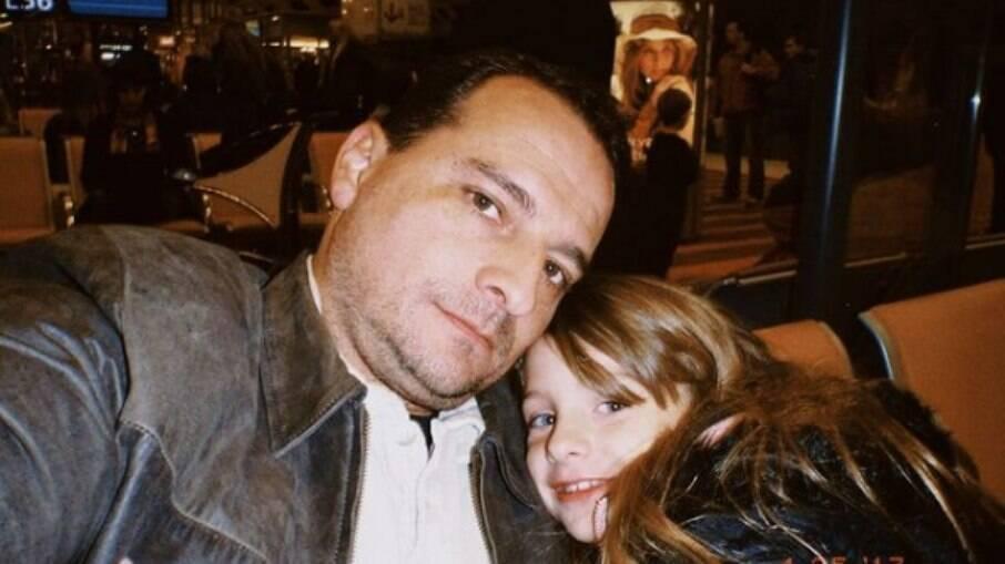 Filha de falecido em Angra se despede e diz que teve