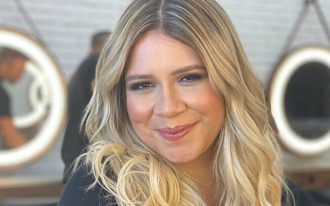 Marília Mendonça testa positivo para o novo coronavírus