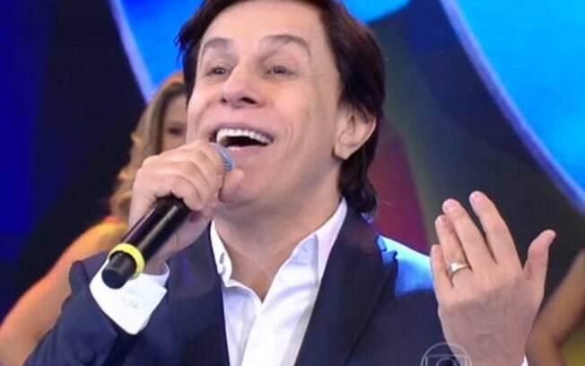 Tom Cavalcante no 'Domingão do Faustão' após 11 anos afastado da Globo