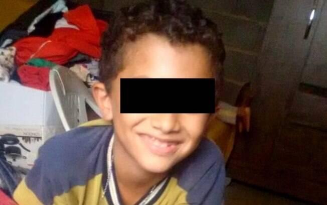 Gabriel Lopes Coutinho, de oitos anos, sumiu após sair para empinar pipa em Registro