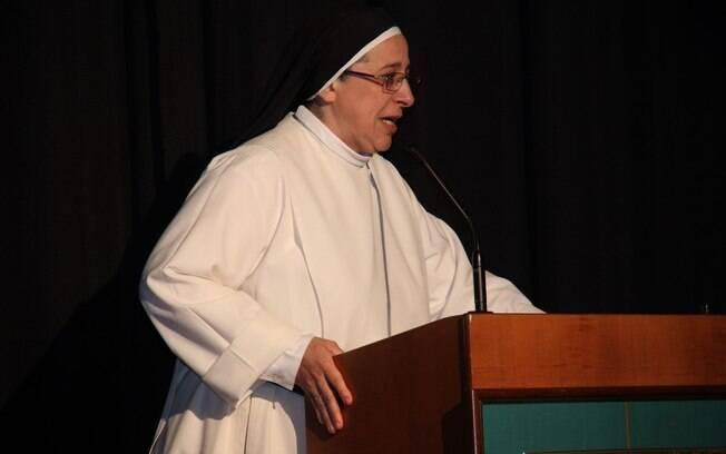 Freira argentina Lucía Caram, que vive em um convento na Catalunha, acusa governo da Espanha de pressionar Vaticano para calá-la (Arquivo)