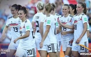 Alemanha e França vencem; Espanha empata: o dia da Copa do Mundo Feminina