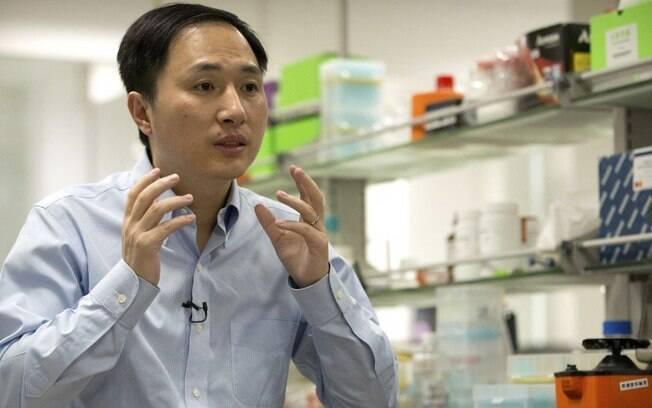 Cientista criou bebês resistentes ao HIV