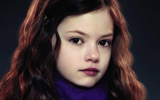 Reensmee, que apareceu no último filme da saga