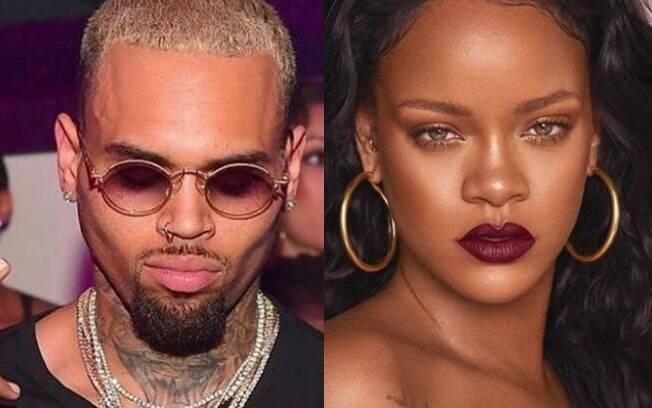 Chris Brown deseja feliz aniversário para Rihanna e divide opiniões