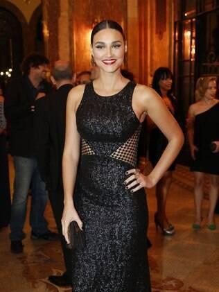 Débora Nascimento no Grande Prêmio do Cinema Brasileiro