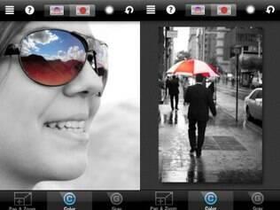 Color Splash para iPad