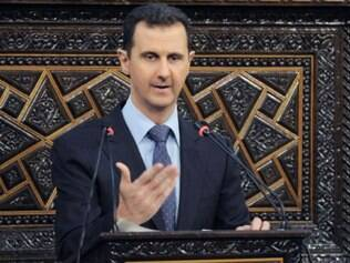 Al-Assad nunca participará das negociações de paz