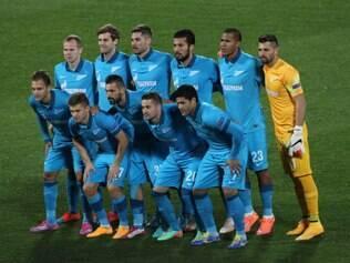 Zenit terá pela frente o Bayer Leverkusen, na Alemanha, no próximo dia 22