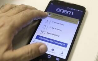 Gabaritos oficiais do Enem serão divulgados na próxima quarta