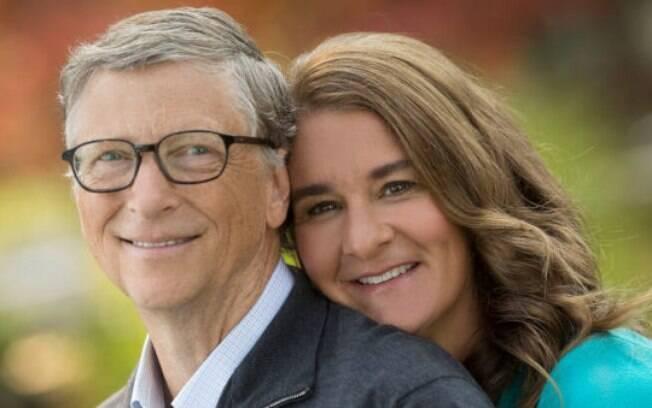 Bill e Melinda Gates anunciaram doação de US$ 100 bilhões para combate ao coronavírus