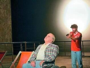 """Estreia. Cena da ópera """"A Morte de Klinghoffer"""", que estreou originalmente em 1991"""