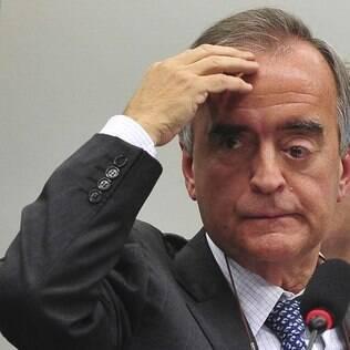 O ex-diretor da Petrobras, Nestor Cerveró