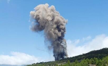 Alerta no início do ano previa erupção do Cumbre Vieja