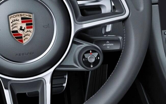 Novo Porsche 911 - Sport Chrono