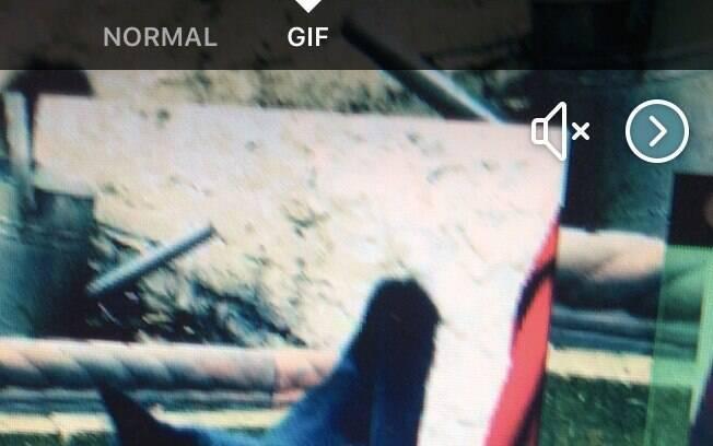 Usuários de iOS poderão usar câmera do Facebook para criar GIFs; recurso ainda não foi liberado para Android