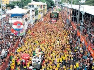 Super vai cobrir o Carnaval de Salvador e Recife