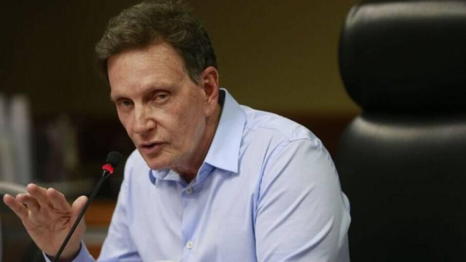 Marcelo Crivella deverá disputar uma cadeira no Congresso Nacional