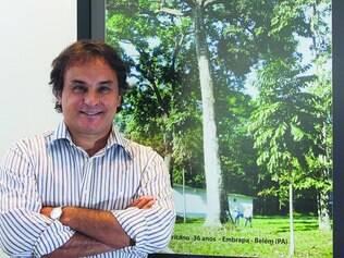 """Modéstia. O presidente da Montesanto Tavares, Ricardo Tavares, diz que a empresa foi crescendo e """"de repente ficou um pouquinho grande"""""""