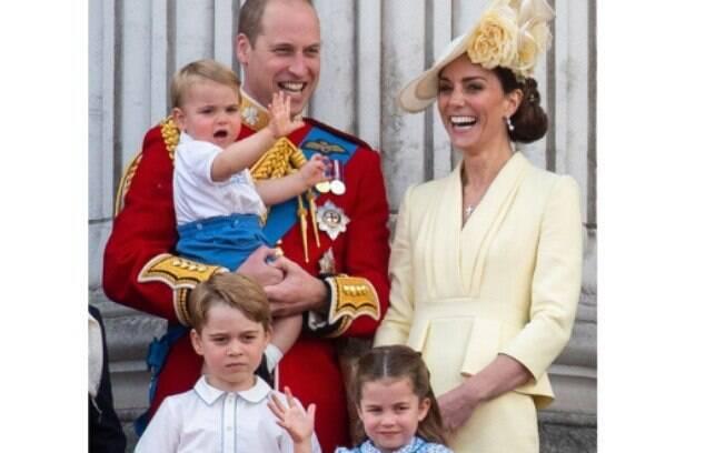 Príncipe William e Kate Middleton