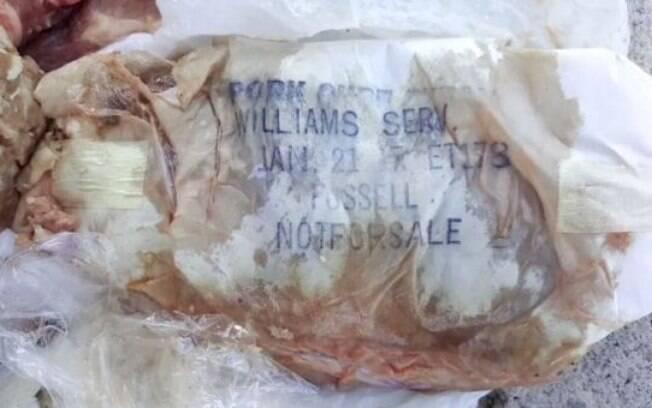 A linguiça pertence a uma empresa do estado do Alabama, que não faz ideia do que seja a carne