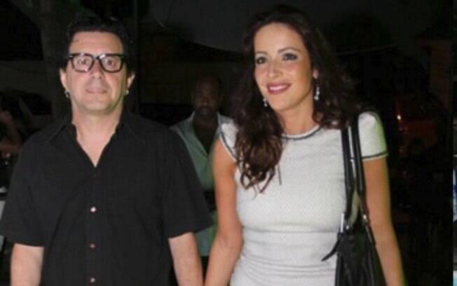 Renata Dominguez conheceu o atual marido, o diretor Edson Spinello, nos bastidores de 'Malhação', em 2003, na Globo