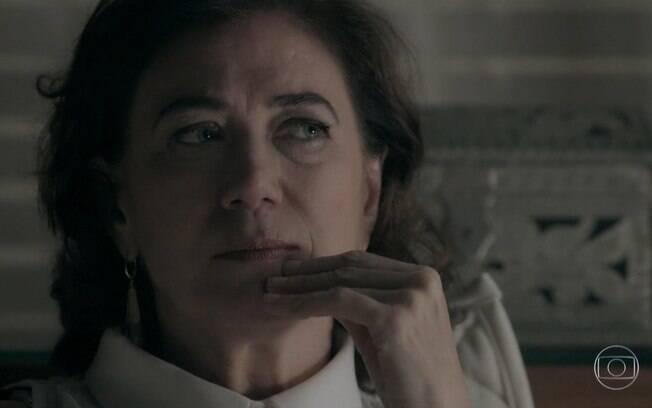 """Império – Com Téo no cangote, Maria Marta solta os cachorros para cima de Silviano por passado oculto: """"Crápula"""""""