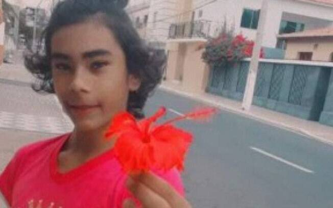 Keron, de 14 anos, foi assassinada no Ceará