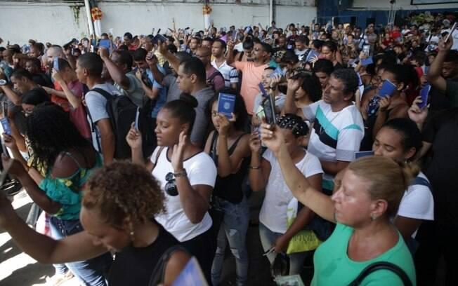 São Paulo, Minas e Rio lideram pedidos de seguro-desemprego em setembro