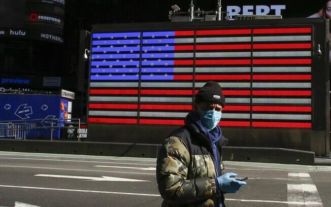 EUA são o país mais atingido pela Covid-19