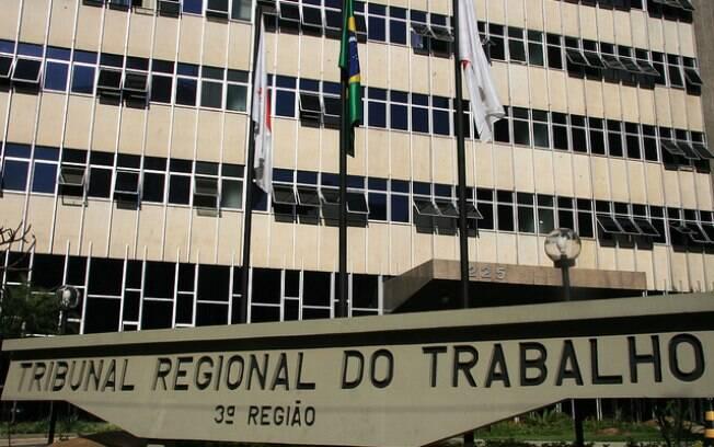 Tribunal Regional do Trabalho da 3ª Região, em Belo Horizonte, Minas Gerais