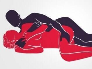 A posição campeã no quesito conforto é a 'De Ladinho', ou seja, aquela que a mulher fica de costas para o parceiro
