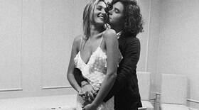 Sasha Meneghel exibe foto do casamento com João Figueiredo