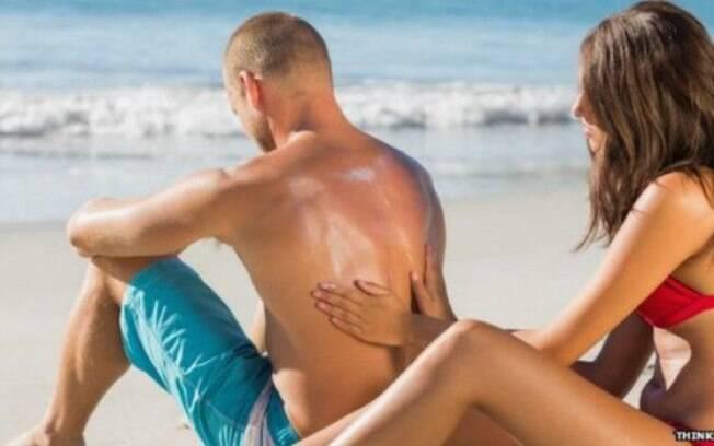 Protetor precisa ser aplicado de 15 a 30 minutos antes da exposição ao sol
