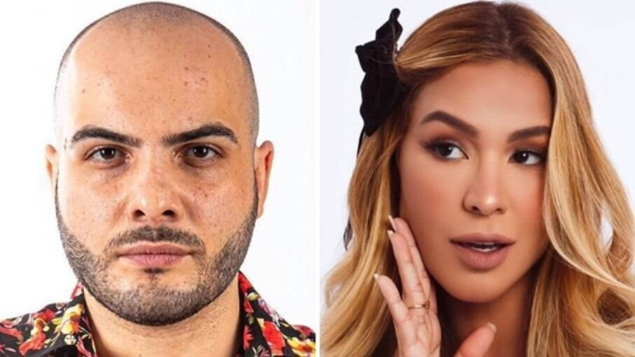 Mahmoud Baydoun e Kerline Cardoso