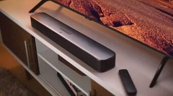 Soundbar ajuda a amplificar e melhorar a qualidade do som da TV