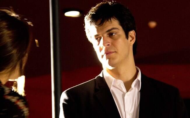 Mateus Solano sobre novo personagem no longa de Michel Tikhomiroff: