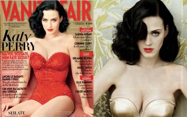 Katy Perry para a