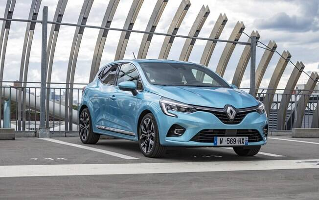 Renault Clio foi destaque na França e em Portugal; confira a relação das vendas