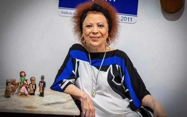 Beth Carvalho, a madrinha do samba