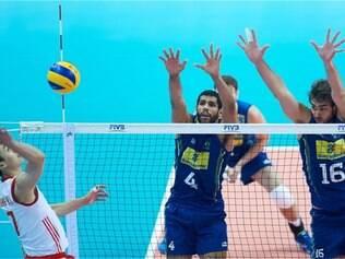 Brasil teve, novamente, bom desempenho no bloqueio