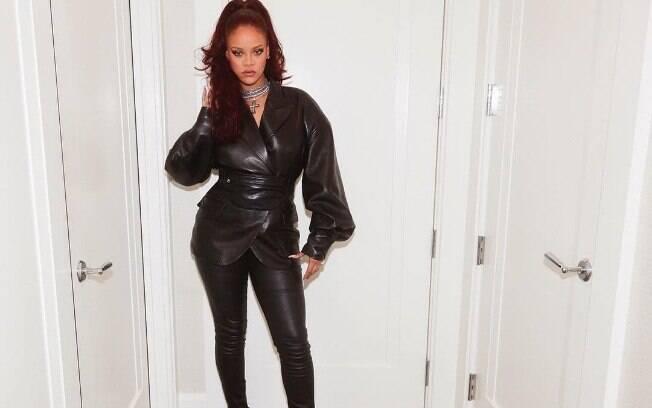 Rihanna já foi censurada pelo Instagram