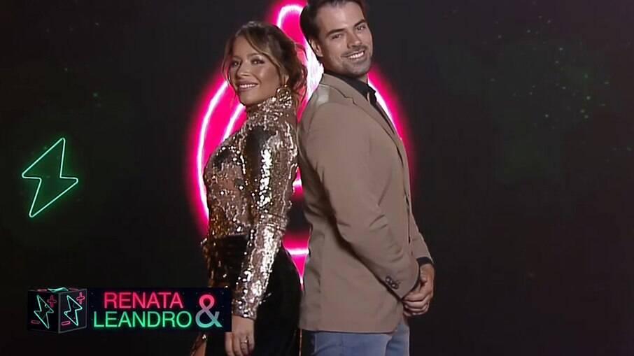 Renata Domínguez e Leandro Gléria estarão no