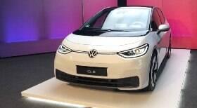 Conhecemos os novos elétricos da Volkswagen de perto
