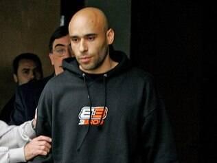 Edinho já tinha sido preso em 2005