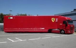 Imigrantes ilegais são encontrados dentro de caminhão da Ferrari