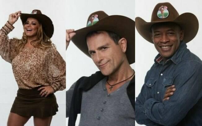 Vote: Viviane, Sylvinho e Lui Mendes. Quem deve ser o primeiro eliminado?