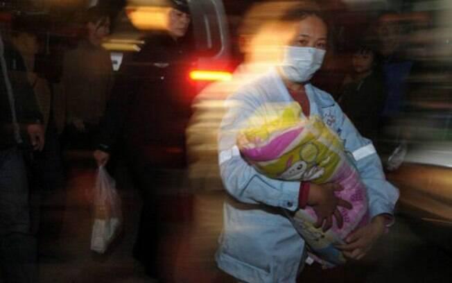 Em Sichuan, várias quadrilhas de sequestro de bebês foram desbaratadas