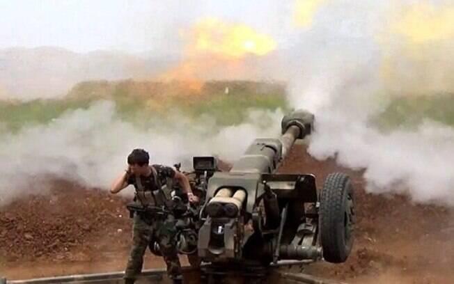 Guerra na Síria já dura quase 10 anos