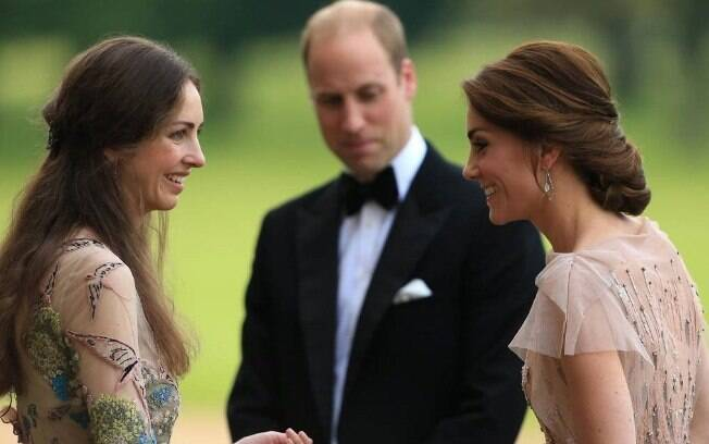 Rose Hanbury, William e Kate